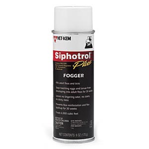 Siphotrol Plus Indoor Fogger, 3 oz - 3 Pack