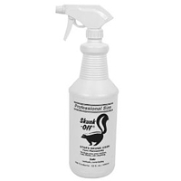 Skunk-Off Spray, 32 oz Spray Bottle