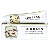 Surpass (1% diclofenac sodium) Topical Cream