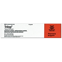 Tritop Topical Ointment, 10 gm