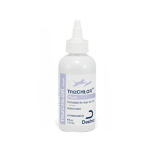 TrizCHLOR Flush for Dogs and Cats, 4 oz