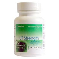 UT Strength STAT for Cats, 60 Tablets