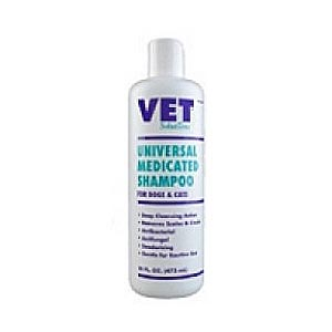 Universal Medicated Shampoo, 16 oz