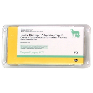 Vanguard Plus CPV/CV, 50 Single Dose Vials