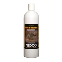 Vedco Aloe & Oatmeal Skin & Coat Conditioner, 16 oz