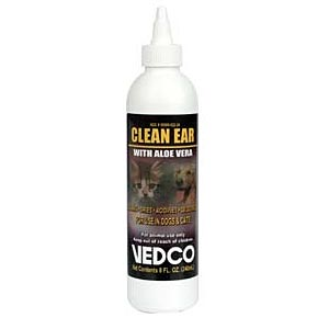 Vedco Clean Ear with Aloe Vera, Gallon