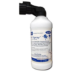 Virbac Yard Spray Concentrate, 16 oz