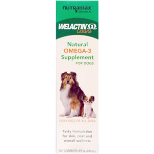 Welactin 3 for Dogs, 240 mL
