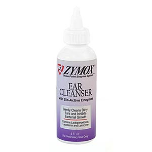 Zymox Ear Cleanser With Bio-Active Enzymes, 4 oz