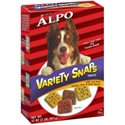 Alpo Variety Snaps Dog Treats, 32 oz - 10 Pack