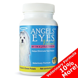 Angels Eyes Natural for Dogs and Cats, 85 gm