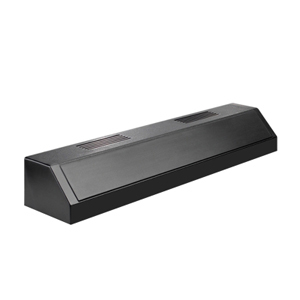 Aqueon Fluorescent Strip-Lights Black Finish, 12""
