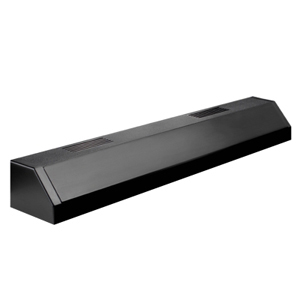 Aqueon Fluorescent Strip-Lights Black Finish, 24""