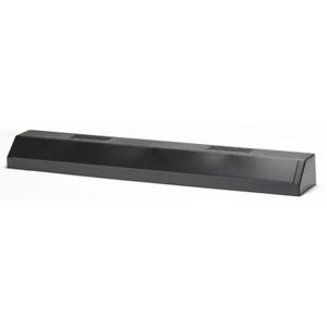 Aqueon Fluorescent Strip-Lights Black Finish, 30""