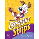 Beggin Strips Bacon Flavor, 6 oz - 10 Pack