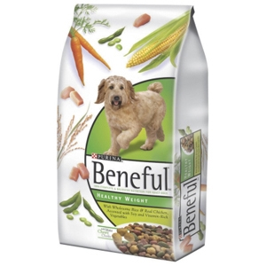 Beneful Healthy Radiance Dog Food, 31.1 lb