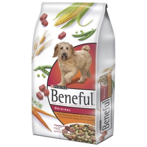 Beneful Original Dog Food, 7 lb - 5 Pack