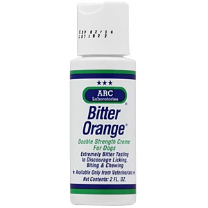 Bitter Orange Cream for Dogs, 2oz.