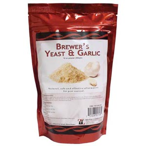 Brewers Yeast & Garlic Powder, 16 oz