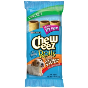 Busy Cheweez Original Roll Small, 3 ct - 12 Pack