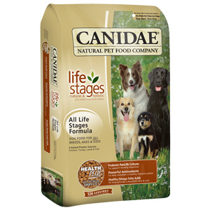 Canidae All Life Stages Dog Food, 5 lb - 6 Pack