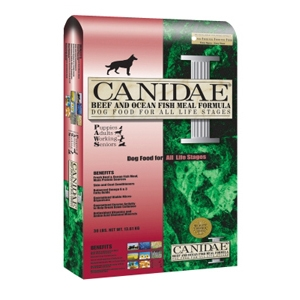 Canidae Beef & Fish Dog Food, 5 lb - 6 Pack