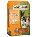 Canidae Lamb & Rice Dog Food, 5 lb - 6 Pack