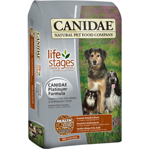 Canidae Platinum Dog Food, 30 lb