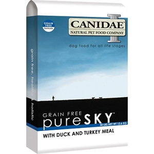Canidae Pure Sky Dog Food, 30 lb