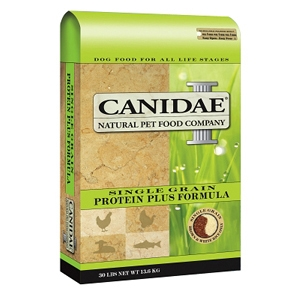 Canidae Single Grain Protein Plus Dog Food, 30 lb
