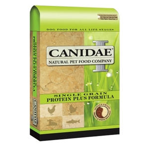 Canidae Single Grain Protein Plus Dog Food, 5 lb - 6 Pack