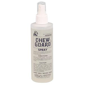 Chew Guard Spray for Horses, 8 oz