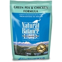 Chicken & Green Pea Formula Cat Food, 5 lb - 6 Pack
