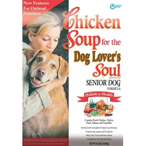Chicken Soup Senior Dog Formula Dry Food, 35 lb