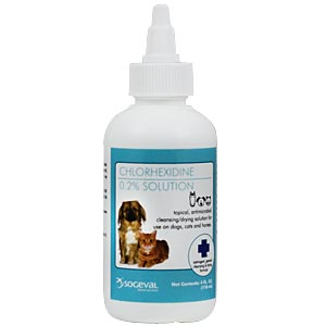 Chlorhexidine Flush 0.2% Solution, 4 oz