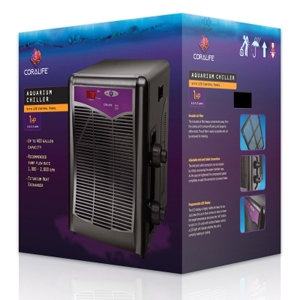 Coralife Aquarium Chiller, 1 HP
