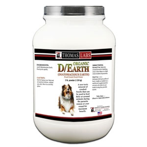 D/Earth (Diatomaceous Earth) Powder, 3 lbs | VetDepot.com