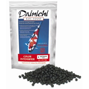Dainichi Fish Food Koi Color Intensifier, 5.5 lb