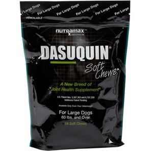 Dasuquin Large Dog, 84 Soft Chews