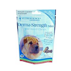 Derma-Strength Mini, 30 Soft Chews