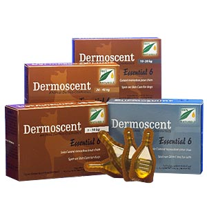 Dermoscent Essential 6 Spot-On Skin Care, Vet-Kit