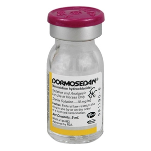 Dormosedan 10 mg/mL, 5 mL | VetDepot.com