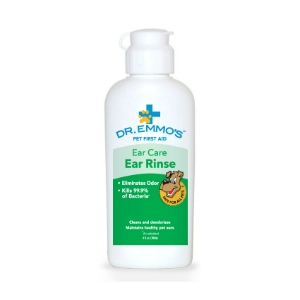 Dr. Emmos ear care rinse, 4 oz