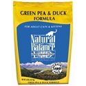 Duck & Green Pea Formula Cat Food, 5 lb - 6 Pack