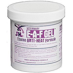 EAF Gel Equine Anti-Heat Formula, 1 lb