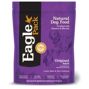 Eagle Pack Original Lamb & Rice Formula Dog Food, 6 lb - 6 Pack