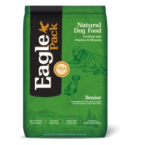Eagle Pack Senior Dog Food, 30 lb