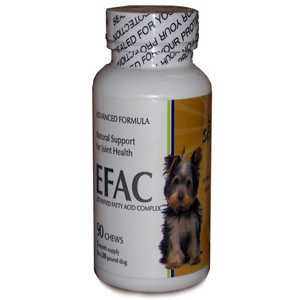 EFAC Joint Health for Dogs, 90 Soft Chews | VetDepot.com