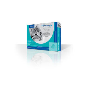 Effipro Topical Solution for Cats, 3 Pack | VetDepot.com