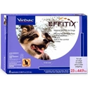 Effitix Topical Solution for Dogs 23-44.9 lbs, 6 Pack | VetDepot.com